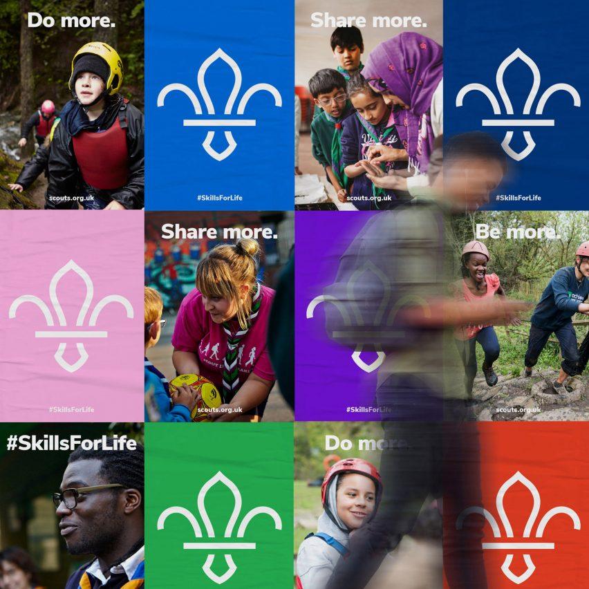 NotOnSunday rebrand UK Scout Association