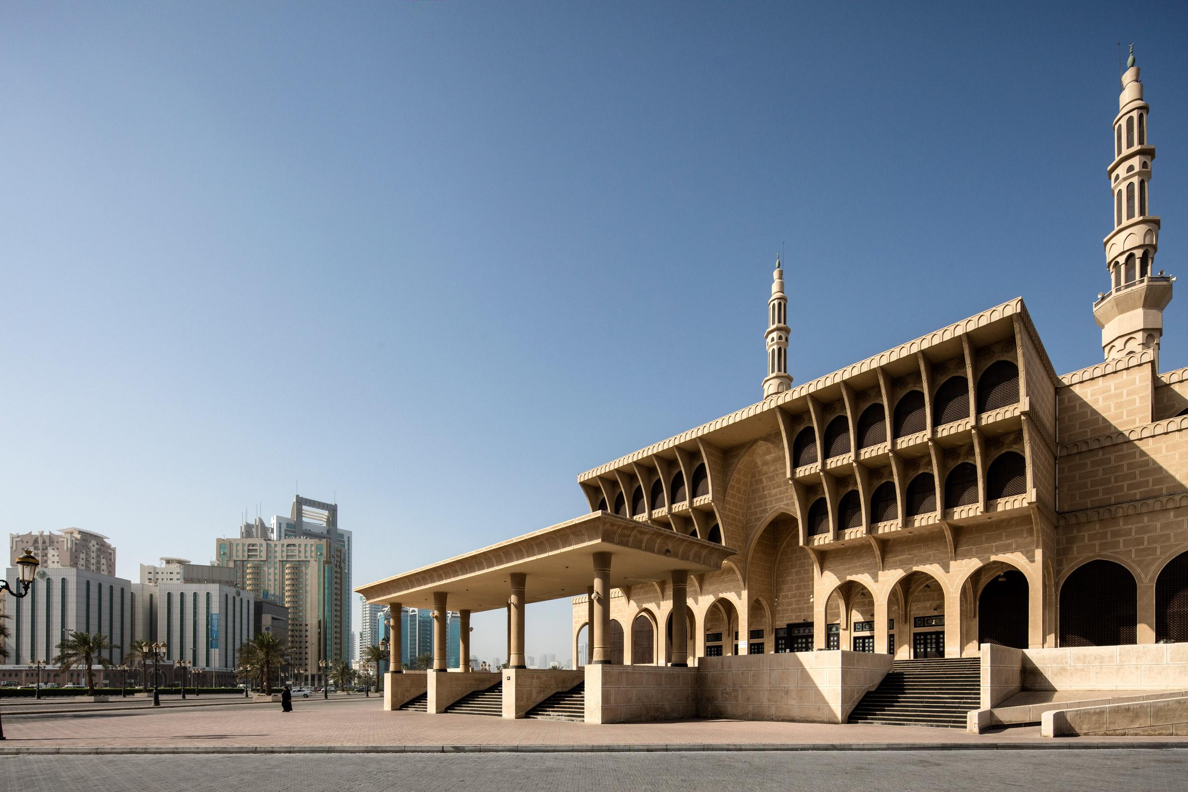Sharjah Architecture Triennial, photo by Ieva Saudargaitė