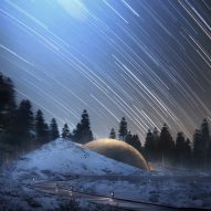Snøhetta to design Norwegian planetarium surrounded by a constellation of cabins