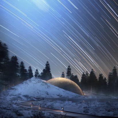 Solobservatoriet by Snøhetta