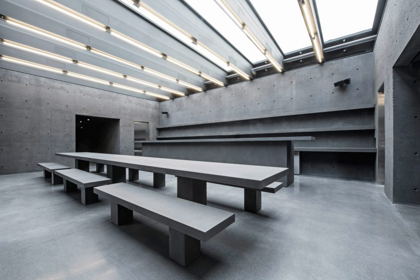 Ssense Montreal by David Chipperfield Architects