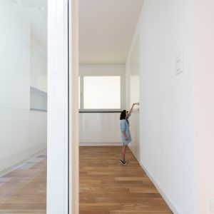 353a4b9cc53d Swiss Pavilion invites visitors to explore bland rental homes like Alice In  Wonderland
