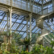 Donald Insall Associates restores Victorian glasshouse at London's Kew Gardens