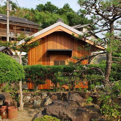 Tiny Atelier by Malubishi Architects