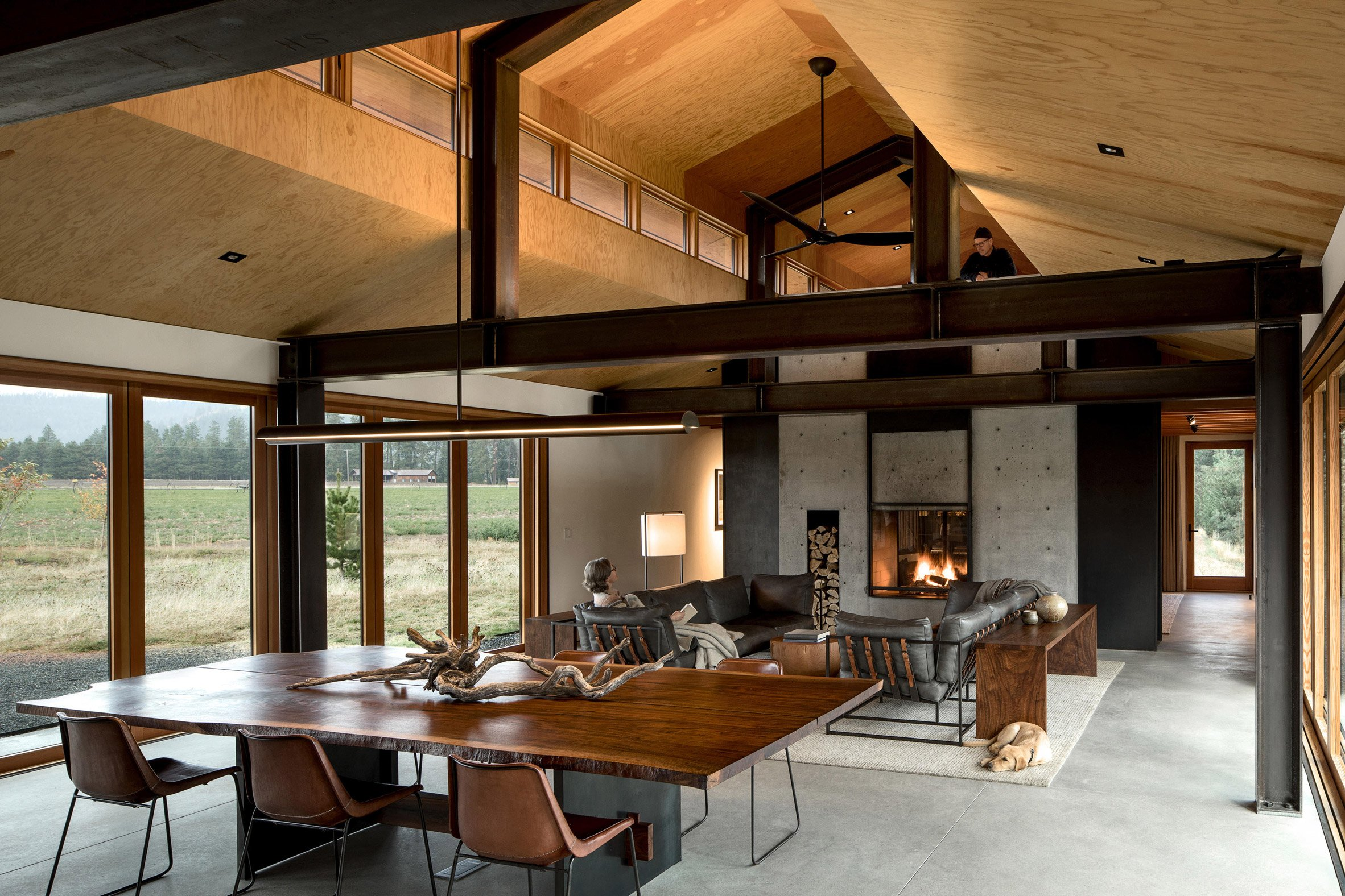 Trout Lake Residence by Olson Kundig