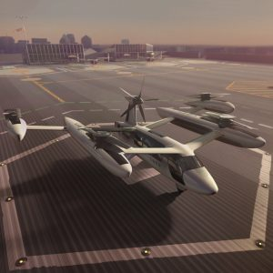 Uber Reveals Drone Prototype For Aerial Taxi Service