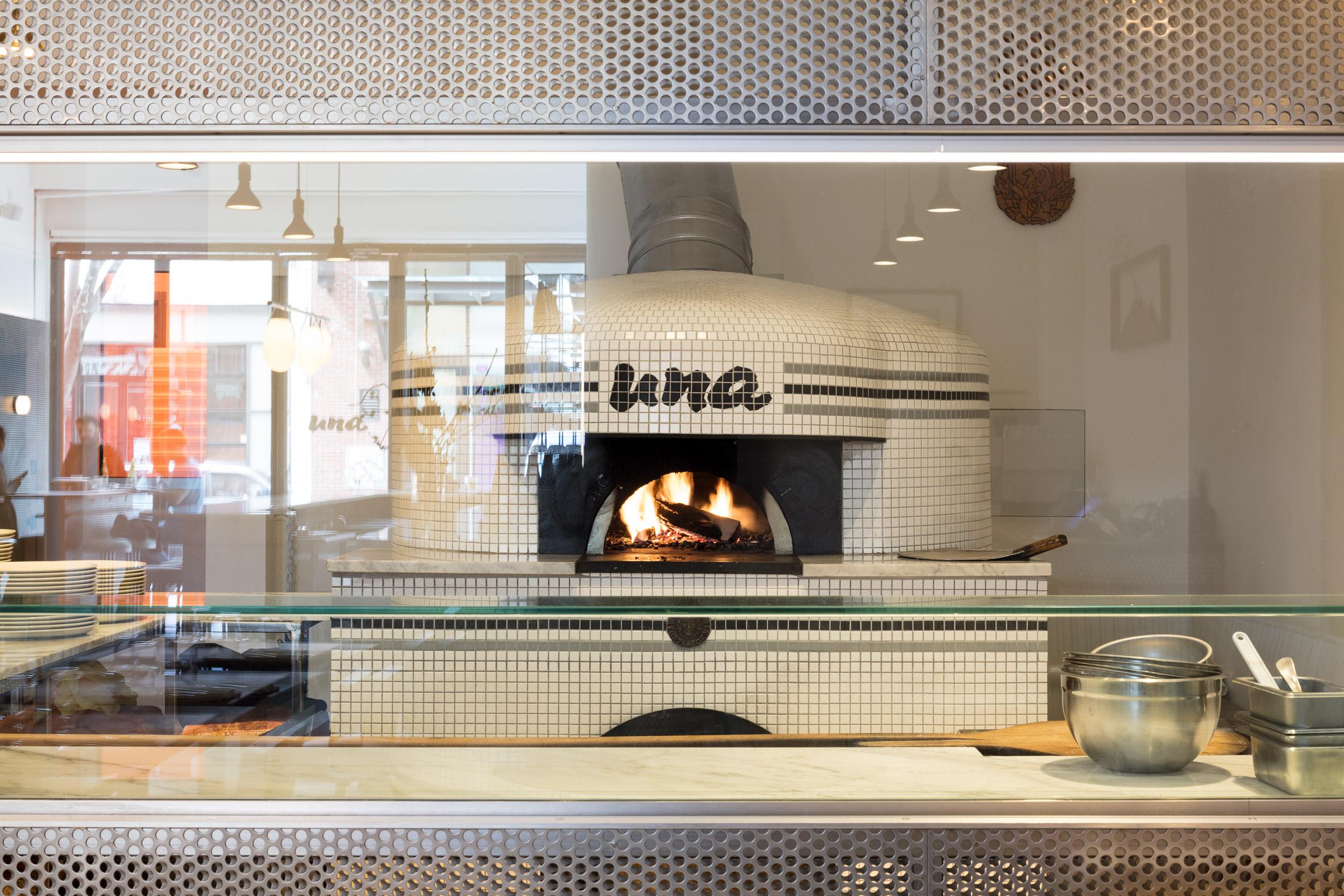 Una Pizza Napoletana by Jordana Maisie