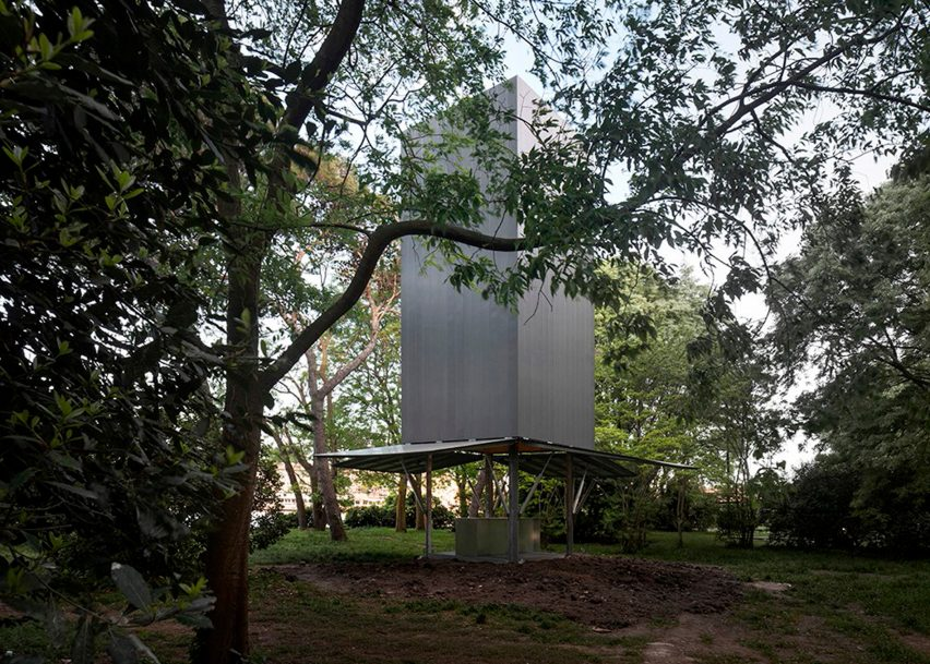 Vatican City presents woodland chapels built by architects including Foster, Souto de Moura and Flores & Prats