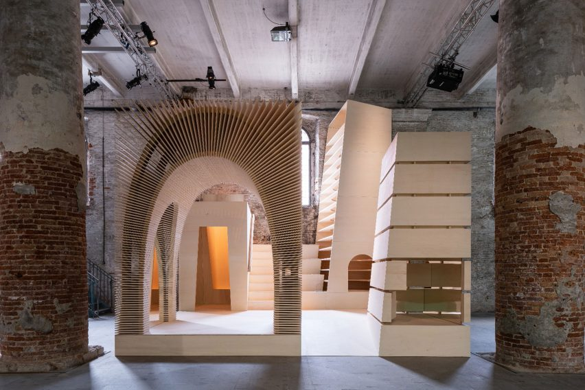 Architects can make big impact at very small scale say