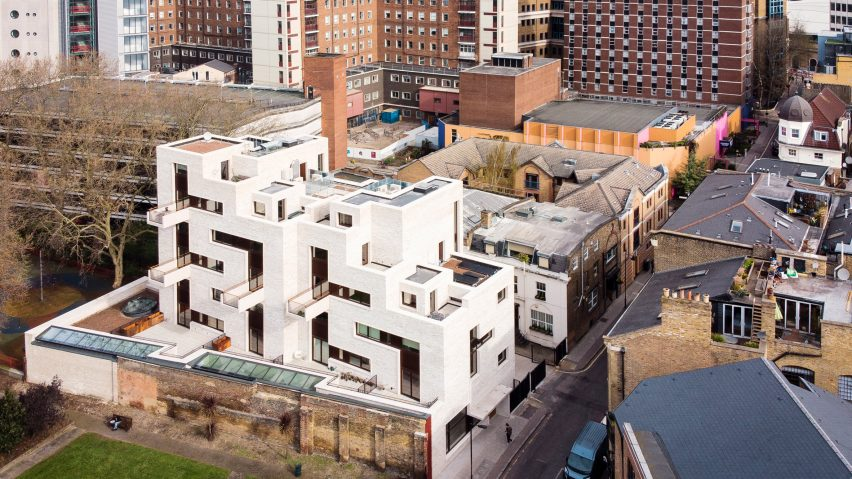 "AHMM completes ""spatial puzzle"" of interlocking flats"