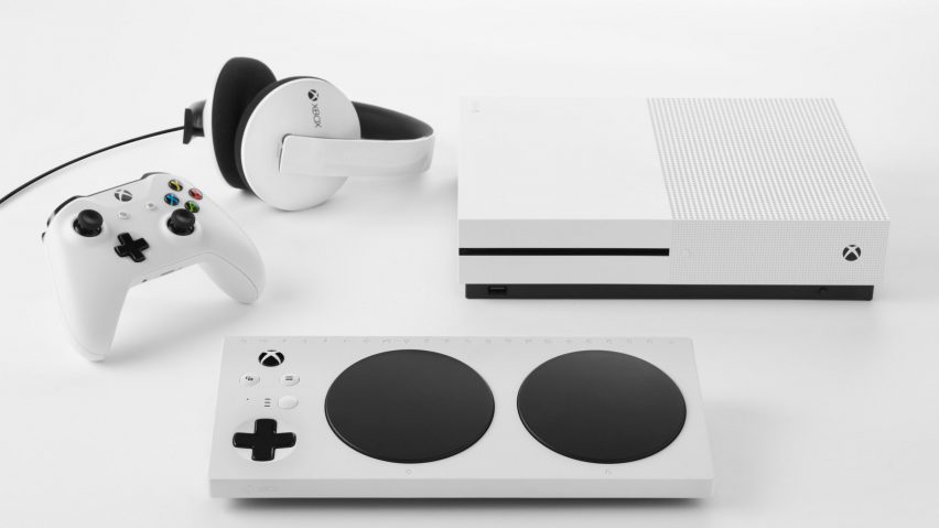 Microsoft launches Xbox Adaptive Controller for gamers with disabilities