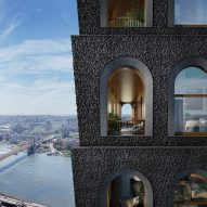 "130 William skyscraper for New York will be ""great for drones"" says David Adjaye"