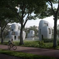 "Eindhoven to build ""world's first"" 3D-printed houses that people will live inside"