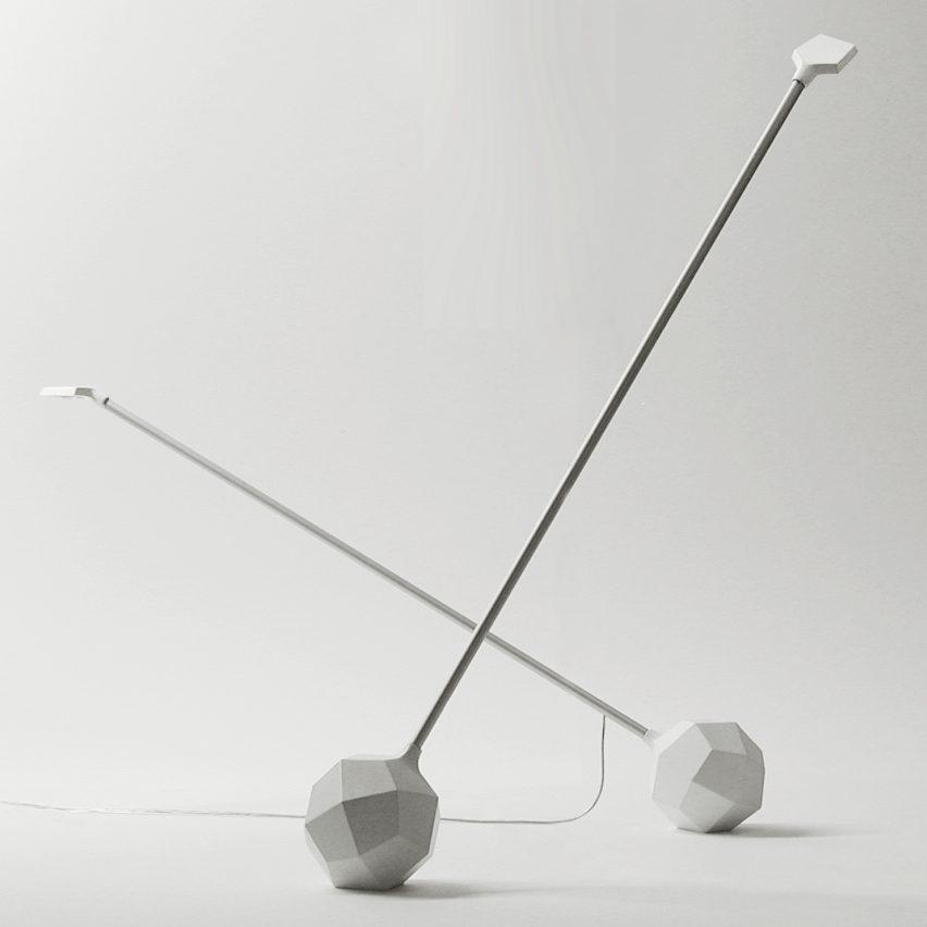 Miyake Lamp by Arihiro Miyake
