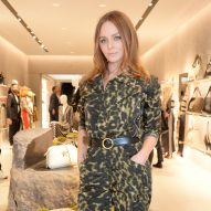 """Designers aren't taking responsibility"" says Stella McCartney in Dezeen's exclusive interview"