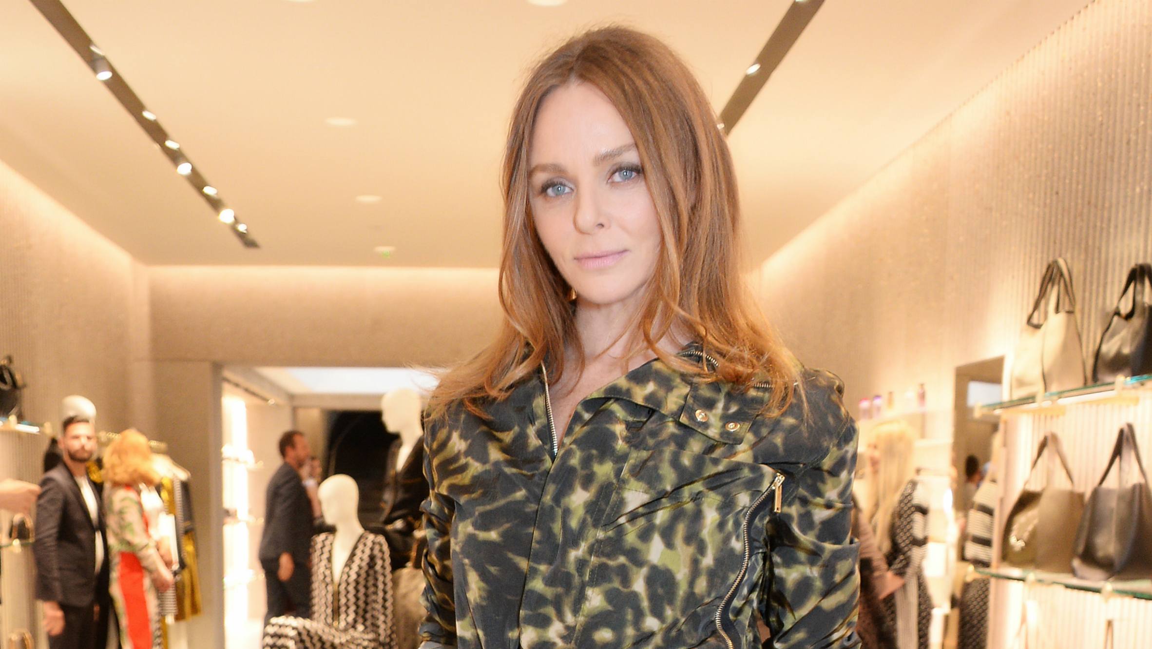 Stella Mccartney Designers Aren T Taking Responsibility For Environment