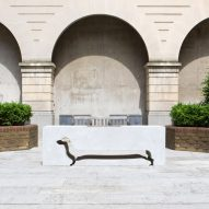 Nine benches created by young designers enliven London