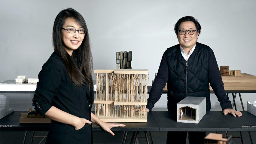 "Chinese designers are ""developing their own language"" say Neri&Hu"