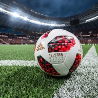 Adidas reveals interactive match ball for knockout stages of World Cup
