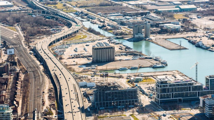 """""""It takes 40 or 50 years to update an industrial landscape. We want to speed that up,"""" says Sidewalk Labs urban planner"""