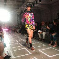 AMO designs Prada's menswear Spring Summer 2019 show