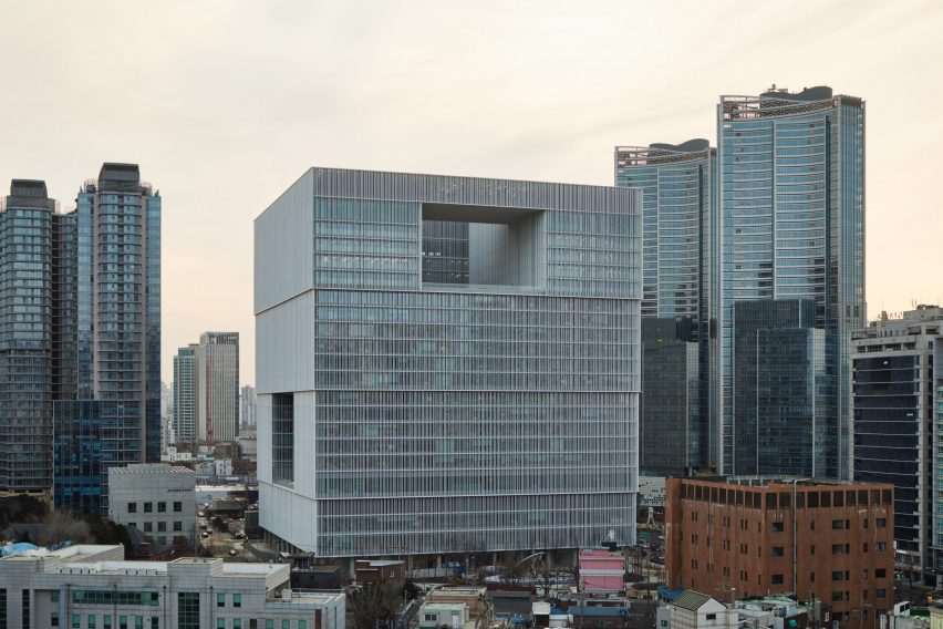 Amorepacific headquarters by David Chipperfield Architects
