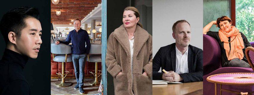 Dezeen Awards judges announced for studio categories