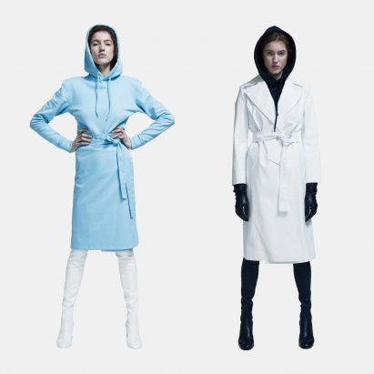 Anna Blessmann crea una línea de ropa utilitaria para creativos