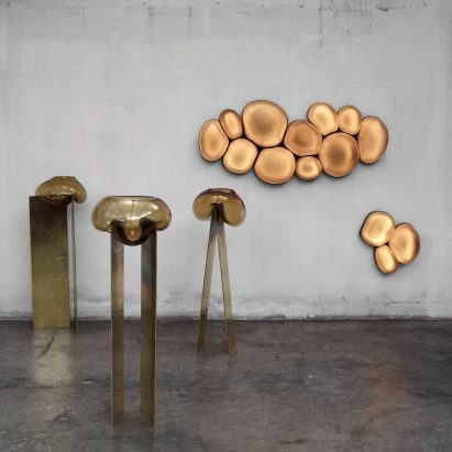 Nouvel Limited push the boundaries of blown glass with Basel collection