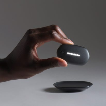 Benjamin Hubert designs wearable device for aspiring football players