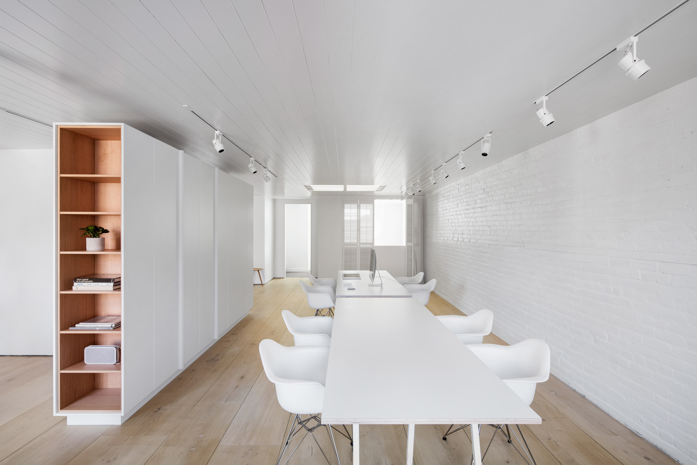 Studio Minimal minimal photography studio in montreal has plenty of children's play