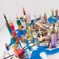 MoMA exhibits Bodys Isek Kingelez's fantastical models of African metropoles