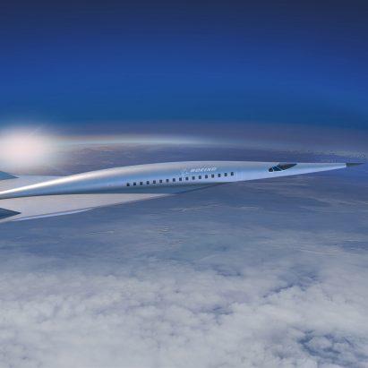 Boeing revela el diseño del avión de pasajeros hipersónico