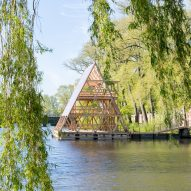 Seven of the best pavilions to see at the Bruges architecture triennale