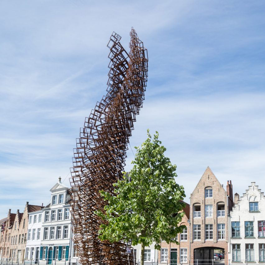 Seven of the best pavilions to see at the Bruges