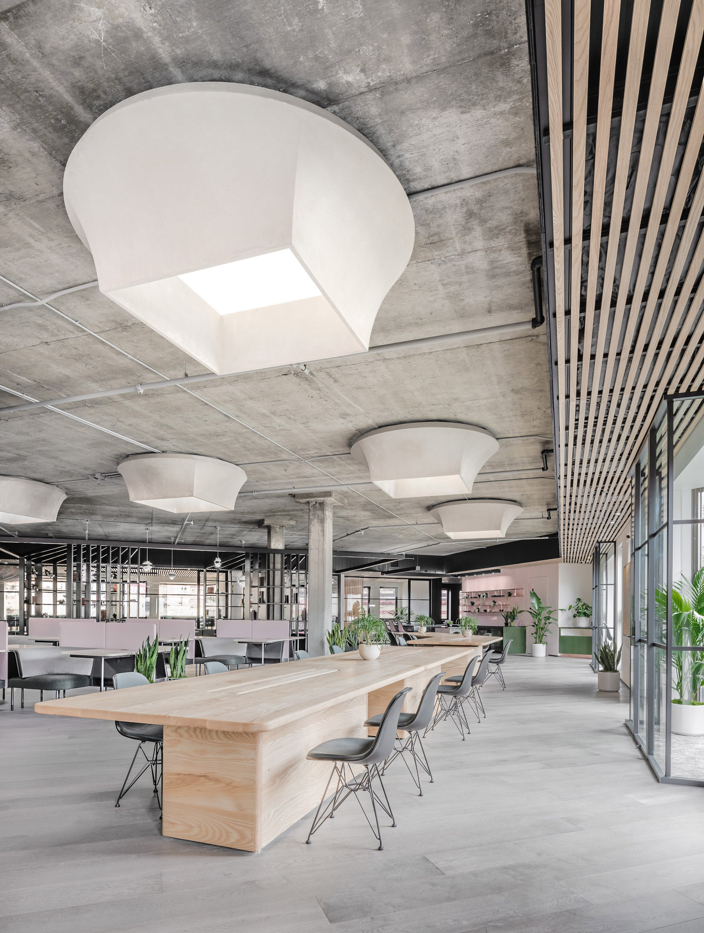 ada52343e3b3 Yves Behar and Amir Mortazavi s second Canopy co-working space opens in San  Francisco