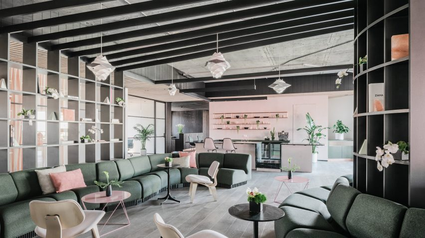 Yves Behar S Second Canopy Co Working Space Opens In San Francisco