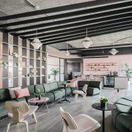 Yves Behar, Amir Mortazavi and Steve Mohebi's second Canopy co-working space opens in San Francisco