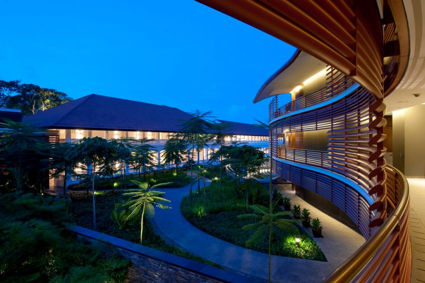 Capella Resort by Foster + Partners