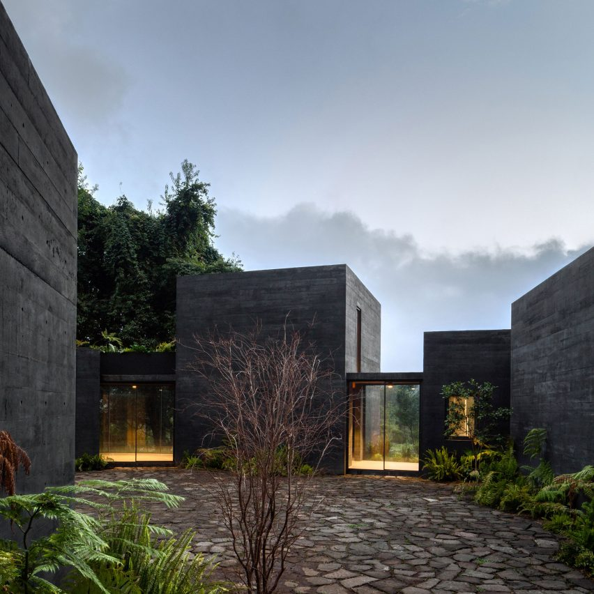 eight of the best recently completed mexican houses
