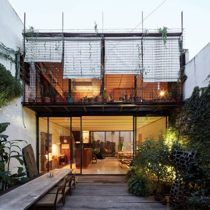 Teresa Sarmiento And Nicolas Tovo Create Light Filled Narrow House In  Buenos Aires