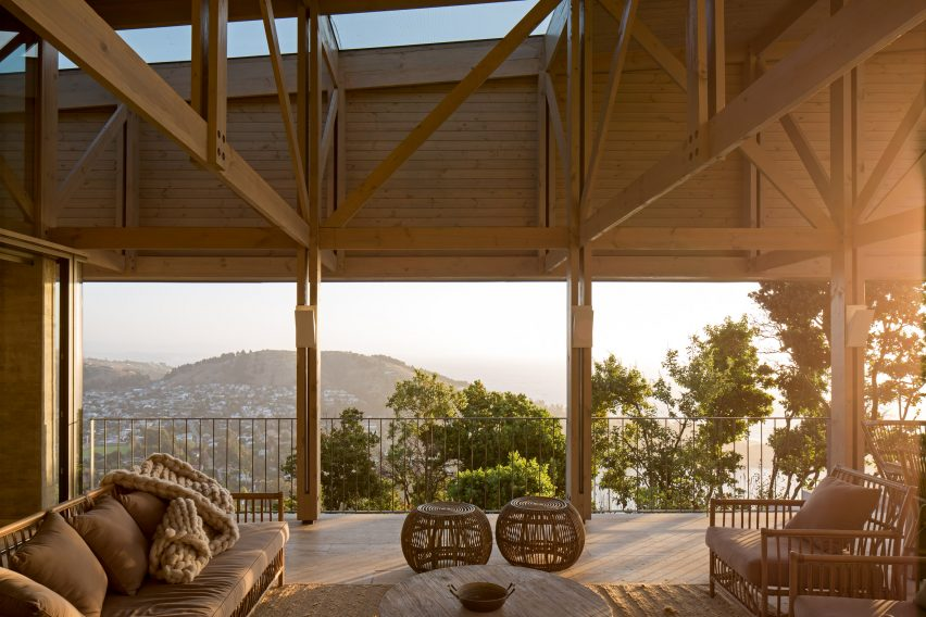 Casa El Boldo by SUN Arquitectos