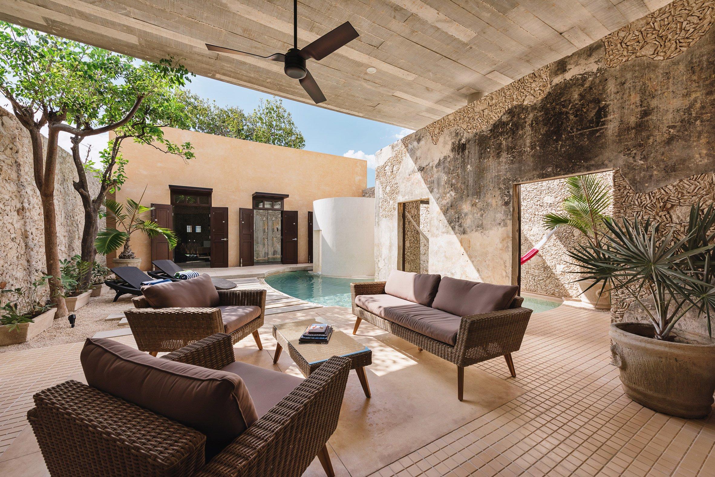 Casa Xólotl by Punto Arquitectónico