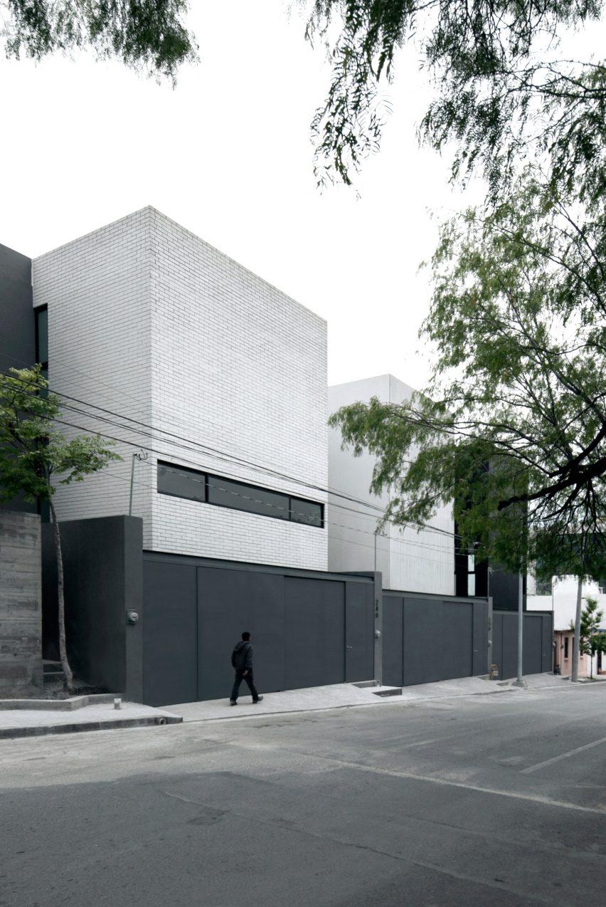 Casas SP by S-AR Marisol Gonzalez