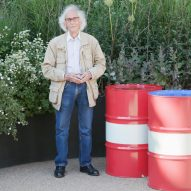 """We face identical problems to people building a skyscraper"" says Christo"