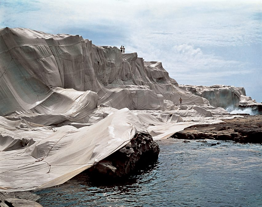 Christo and Jeanne Claude eight key projects
