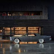 Marc Thorpe designs home for Classic Car Club at New York pier