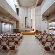 Purcell refurbishes Bristol's brutalist Clifton Cathedral
