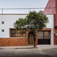 Delfino Lozano transforms traditional Guadalajara house into light-filled family home