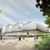 Diller Scofidio + Renfro and Woods Bagot win competition to design Adelaide Contemporary